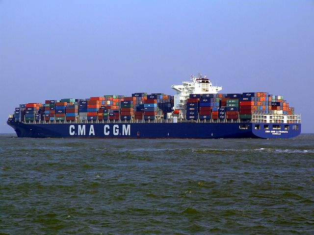 CMA CGM Featured Image