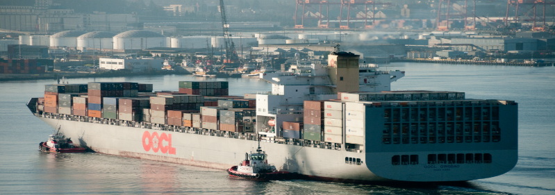 OOCL Trans-Pacific