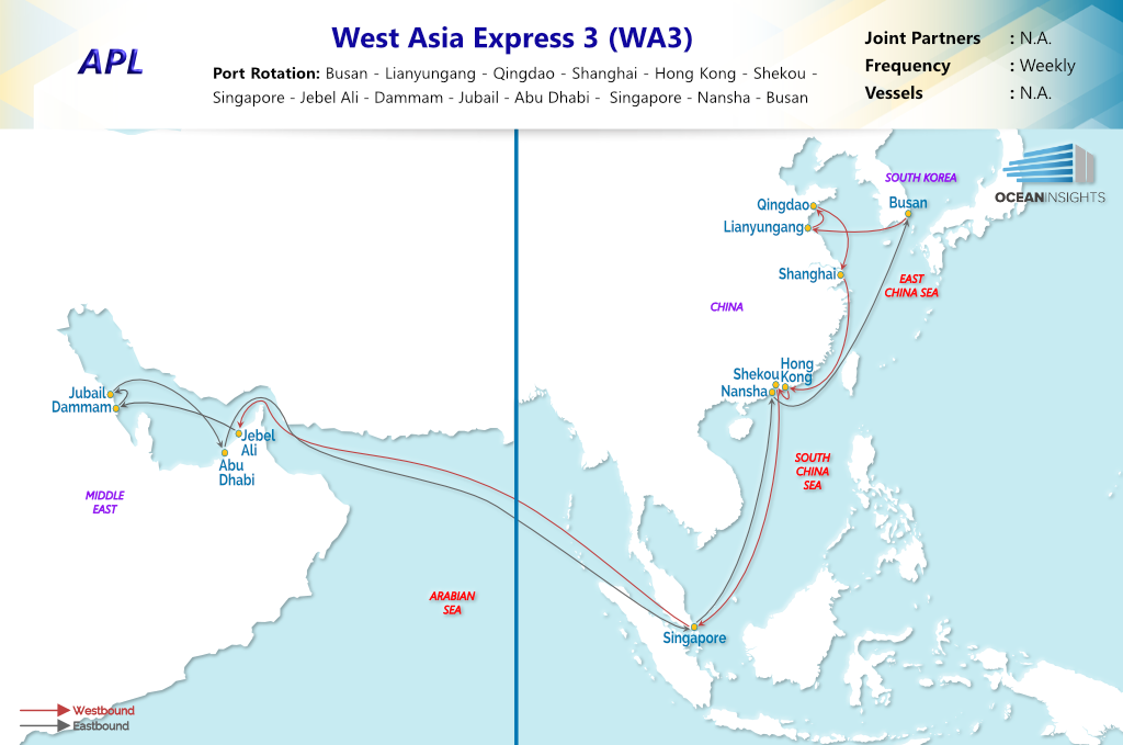 West Asia Express 3