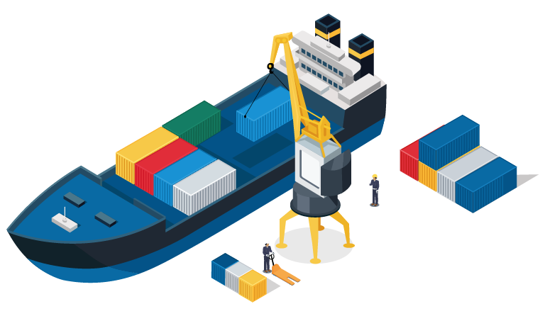 Your guide about storage, demurrage and detention